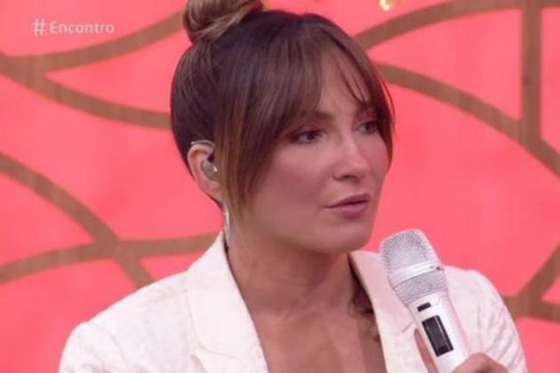 Claudia Leitte - Reprodução/TV Globo
