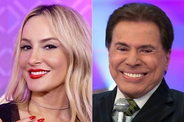 Claudia Leitte ou Silvio Santos - De quem você é a favor?