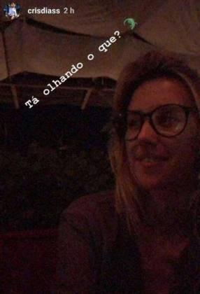 Cris Dias - Reprodução/Instagram