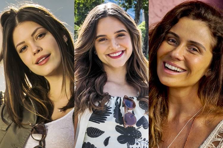 Mocinhas das novelas da Globo ousam com looks em fotos nas redes sociais; confira