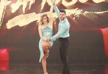 Dança dos Famosos - Mariana Ferrão (Alinne Tuffengdjian/Globo)