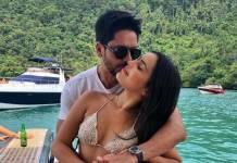 Paulo Simões e Emilly Araújo - Reprodução/Instagram