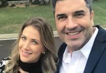 Erica Reis e Edu Guedes/Instagram