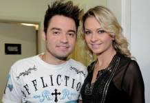 Fernando e esposa - Divulgação
