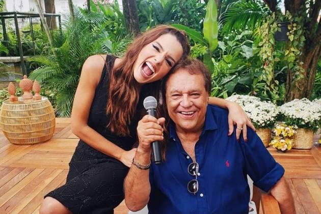 Giovanna Lancellotti e Denis Carvalho / Reprodução: Instagram