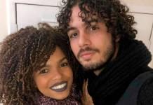 Jeniffer Nascimento e Jean Amorim