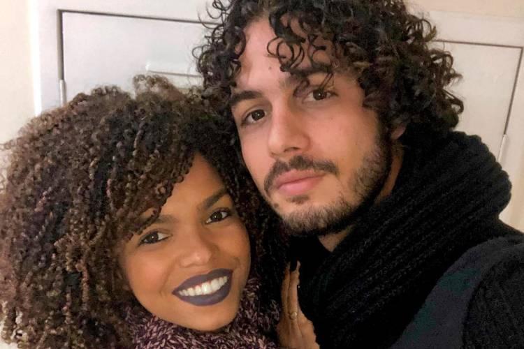"""Jean Amorim elogia a noiva Jeniffer Nascimento: """"Mulher mais forte que já conheci"""""""