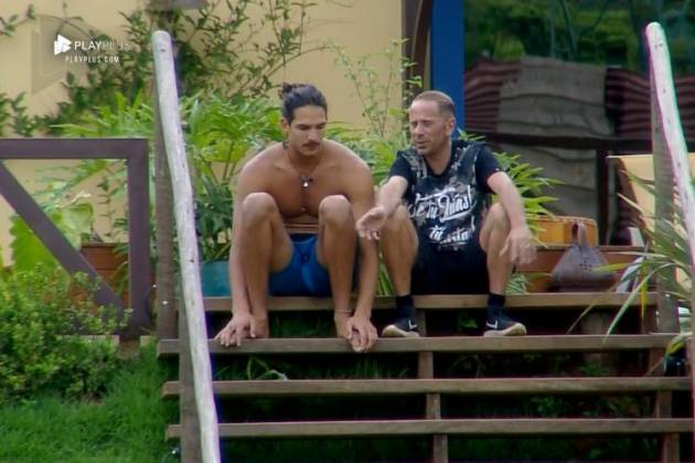 João Zoli e Rafael Ilha - Reprodução/PlayPlus
