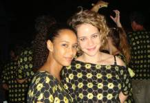 Leandra e Taís (Foto: reprodução Instagram)