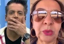 Leo Dias e Dona Bill - Reprodução/Instagram