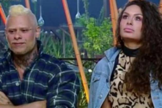 Leo Stronda e Fernanda Lacerda - Reprodução/Record TV