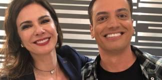 Luciana Gimenez e Leo Dias/Instagram