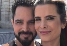 Luciano Camargo e Flavia Camargo - Reprodução/Instagram