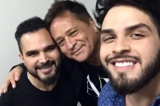 Luciano Camargo - Leonardo - Nathan/Instagram