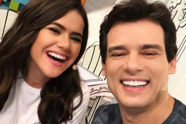 Maisa e Celso Portiolli - Reprodução/Instagram