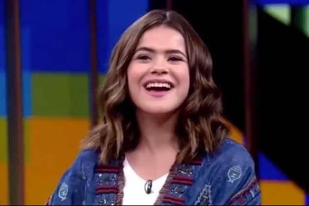 Maisa Silva - Reprodução/TV Globo