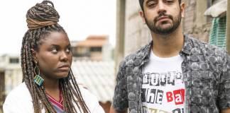 Malhação - Talíssia e Marquinhos (Globo/João Miguel Júnior)
