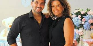 Marcelo Gomes e Ieda Wobeto