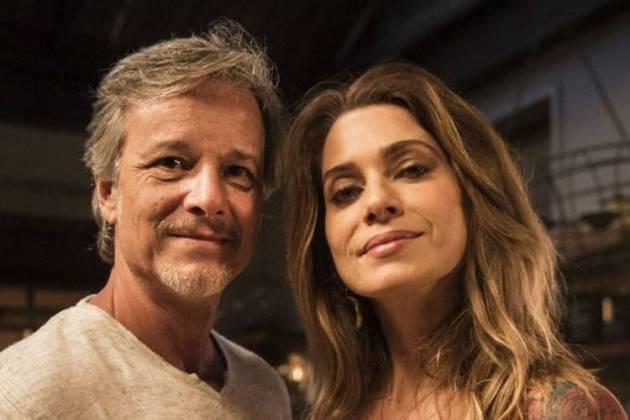 Marcelo e Letícia (Foto: reprodução Globo)