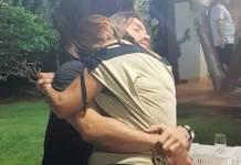 Mariano com a mãe/Instagram