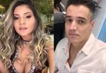 Mileide Mihaile e Leo Dias - Reprodução/Instagram