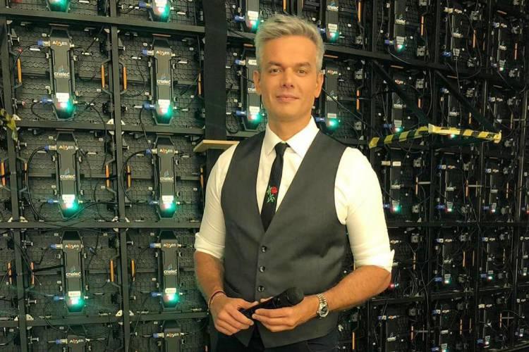 Após ganhar programa, Otaviano Costa diz que não voltará mais para as novelas