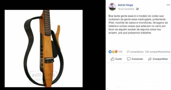 Post Adriel/Facebook