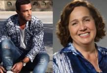 Rodrigo Phavanello e Claudia Jimenez - Reprodução/Instagram/Divulgação