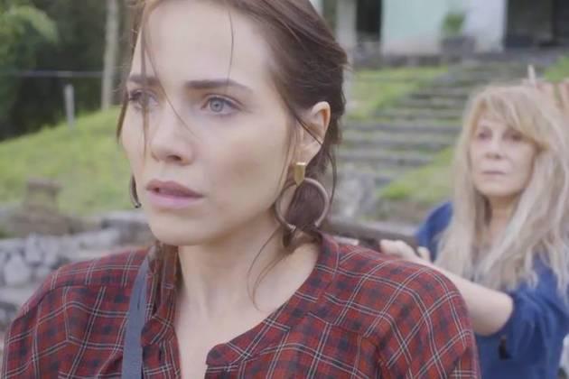 Segundo Sol - Rosa e Dulce (Reprodução/TV Globo)