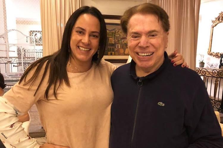 Silvia Abravanel revela qual das irmãs substituirá Silvio Santos
