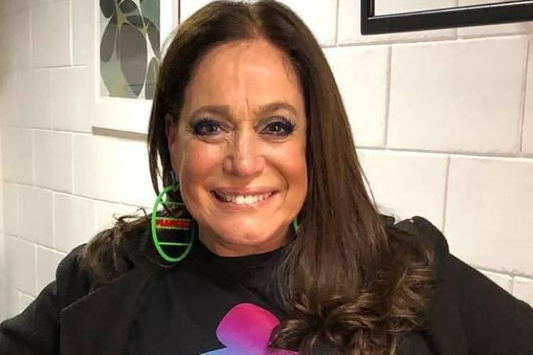 Susana Vieira parabeniza o neto que completou 21 anos e arranca suspiros de seguidoras