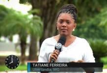 Tatiane Ferreira - Reprodução/SBT