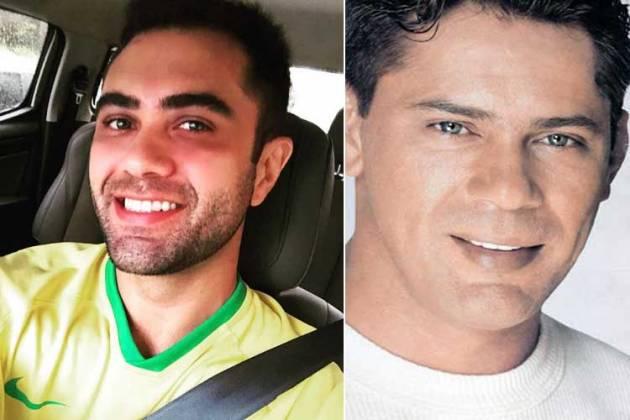 Thiago e Leandro - Reprodução/Instagram/Divulgação