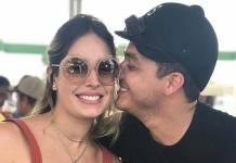 Thyane Dantas e Wesley Safadão / Reprodução: Instagram
