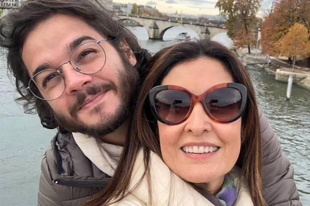 Tulio Gadelha e Fatima Bernardes/Instagram