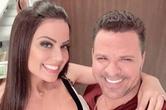 Victória Villarim e Eduardo Costa/Instagram