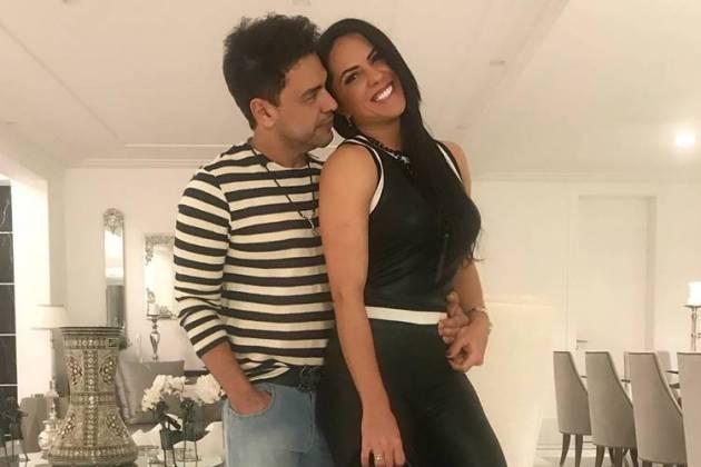 Zezé Di Camargo e Graciele Lacerda / Reprodução: Instagram