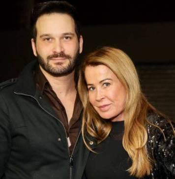 Zilu Godoy e Marco Ruggiero