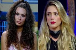 Fernanda Lacerda e Nadja Pessoa - Montagem/Área VIP