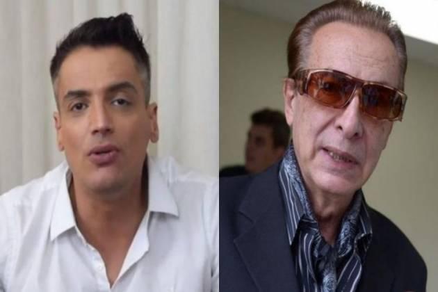 Leo Dias e Ronaldo Ésper - Montagem/Área VIP