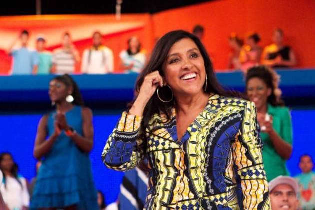 Regina Casé - Reprodução/Tv Globo
