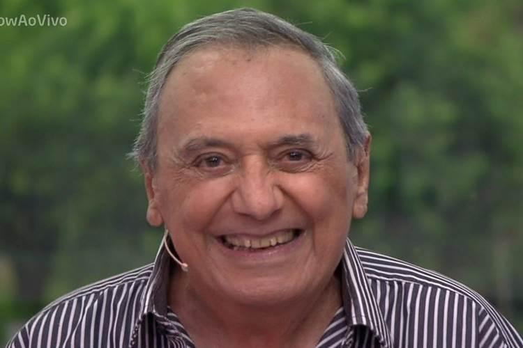 Ator e humorista Agildo Ribeiro (Foto: TV Globo)