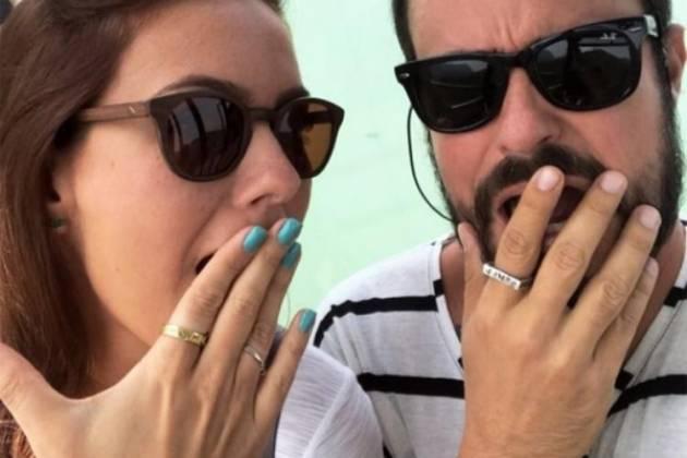Amanda e Paulo - Reprodução/Instagram