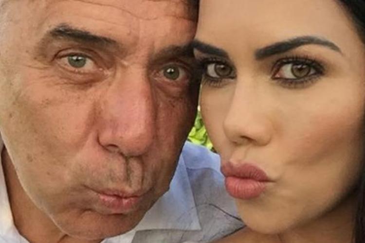 Amilcare Dallevo se manifesta sobre suposta crise no casamento com Daniela Albuquerque