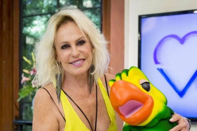 Ana Maria (Foto: TV Globo)