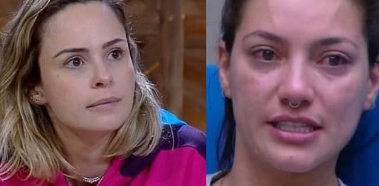 Ana e Gabi (Foto: montagem/ Área Vip)