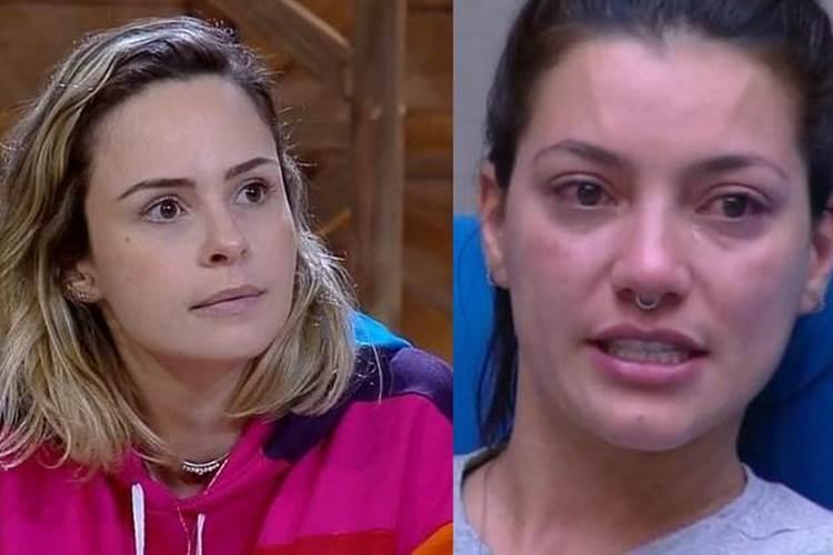 Ana Paula e Gabi Prado viram alvos de Nadja após a grande final de 'A Fazenda'