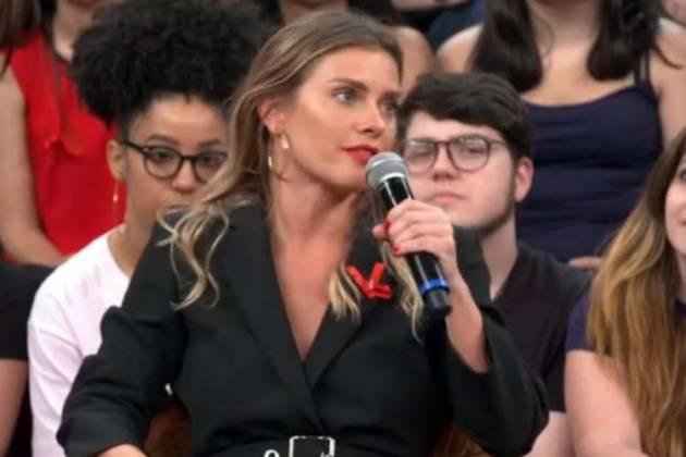 Carolina Dieckman - Reprodução/TV Globo