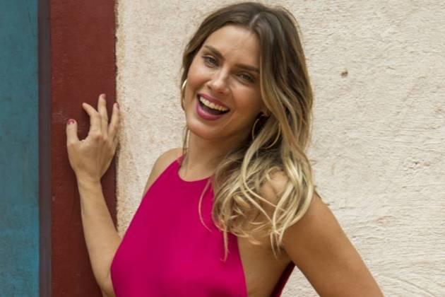 Carolina Dieckmann (Globo/Estevam Avellar)