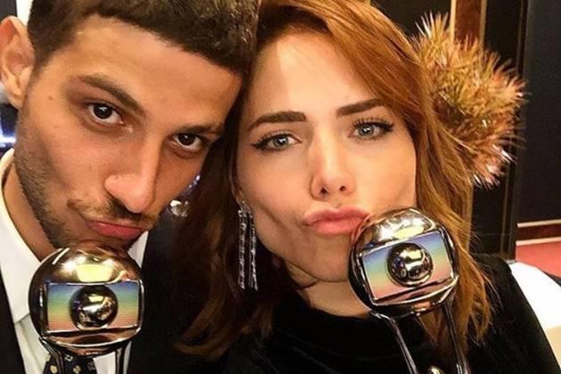Chay e Letícia Colin/InstagramChay e Letícia Colin/Instagram